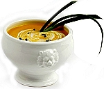 Lions Head Porcelain Soup Bowl (Set of 2)