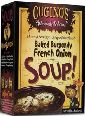 Baked Burgundy French Onion Soup Mix
