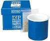 Cobalt Blue Dip Chiller with dip - 1 Cup