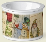 Holiday Postcards Dip Chiller - 2 Cup