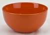 Large Orange Soup Bowl - 18 oz