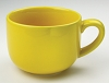 Jumbo Yellow Soup Mug 24oz