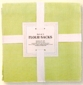 Flour Sack Towel  Green 30x30 (set of 3)