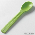 Disposable Soup Spoon - Green (24pcs)