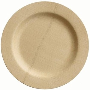 "Disposable Bamboo Plates 7"" (8 pack)"