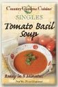 Tomato & Basil Soup Mix - 1 cup