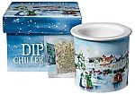 Christmas in the Village Dip Chiller - 1 cup & Dip