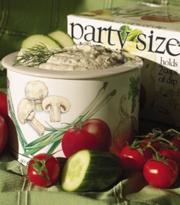 Party Size Dip Chiller - 2 cup