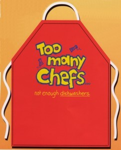 """Too many Chefs ..."""