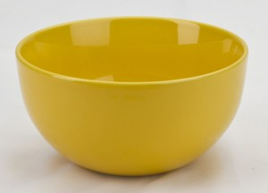 Large Yellow Soup Bowl - 18 oz
