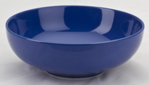 Jumbo Navy Blue Soup & Chili Bowl - 28 oz